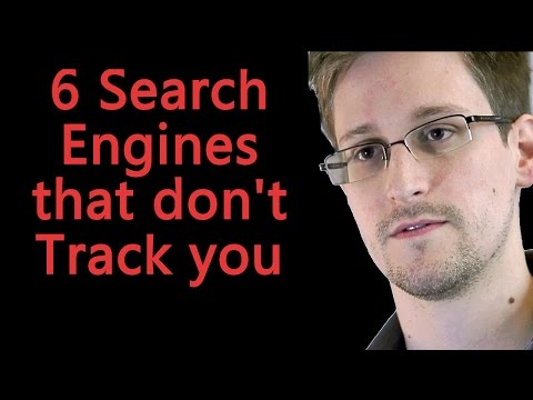 Private Search Engine : Search Engines That Don't Track You