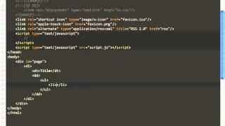Zen HTML SD