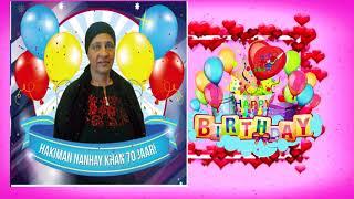 Kamma Hohmarow 70 jaar