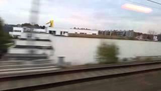 Tijdelijke oostelijke brug Station Mechelen VS Fiets  en Wandelbrug E19 1280x720, 3min56sec ;  1st