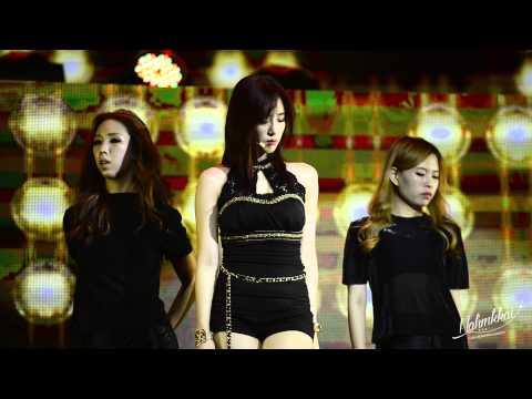 [Hahmkkai] 150711 T-ARA Beijing Concert - You Drive Me Crazy - Eunjung