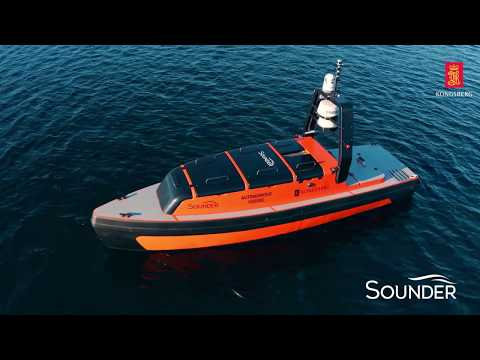 Sounder - Unmanned surface vehicle