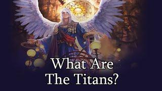 The Titans - Greek Mythology Explained