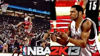 NBA 2K13 MyCareer: Ankle Breakers, Put Back Dunk, and Highlights!