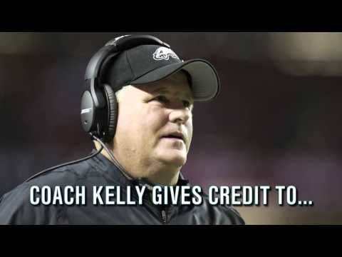 Chip Kelly credits Pope Francis for Eagles' win