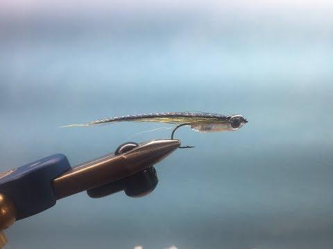 Fly Tying - Slab Crappie Rattler Minnow