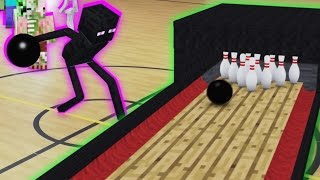 - Monster School Bowling Farming Football Mini Golf Hockey Monster School Compilation