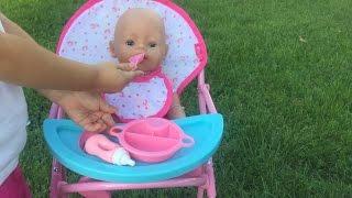 Беби Бон Новые Игрушки подарок Мими Лисса Играем в Магазин Baby Born Toys Present  Mimi Lissa