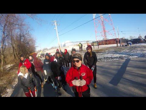 Saint Joesph's Women's Rowing //MLK Service Day 2016