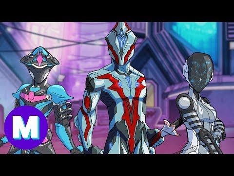Warframe: Super Space Ninjas