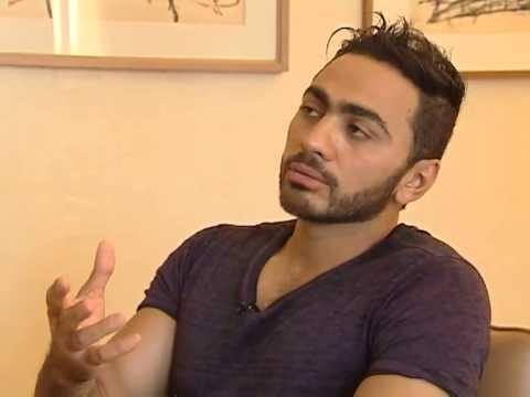 Tamer Hosni _ Dubai TV