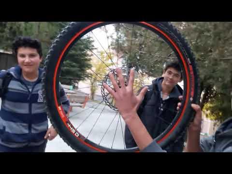 Okul Çıkışı Bisiklet Kutu Açılımı (Specialized Kamber Expert)