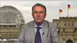 Nach dem US-Militärschlag in Syrien - Neue Stoßrichtung: Iran -  Dr. Michael Lüders