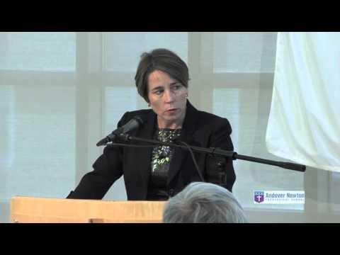 Attorney General Maura Healey Gun Summit