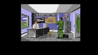 F-16 Combat Pilot - Amiga