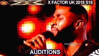 J-Sol  Original song For MOM - MAKE JUDGES CRY - INCREDIBLE   | AUDITIONS week 4 X Factor UK 2018
