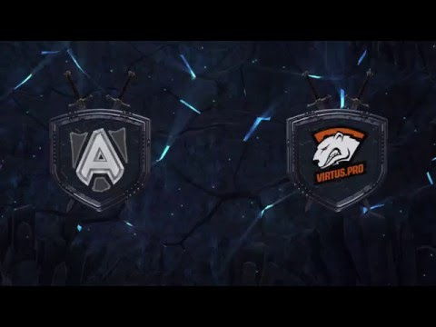 Alliance vs Virtus.pro (BO3) - Game 2 - Captain's Draft 3.0