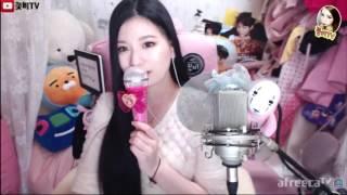 *2016.12.01 BJ꽃비 - 겨울아이 (수지) Live