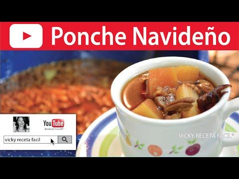 Como preparo ponche con frutas secas las recetas de lup for Menu navideno facil de hacer