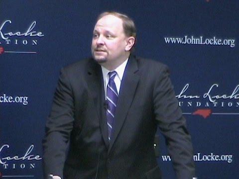 Manhattan Institute's James Copland discusses overcriminalizing N.C.