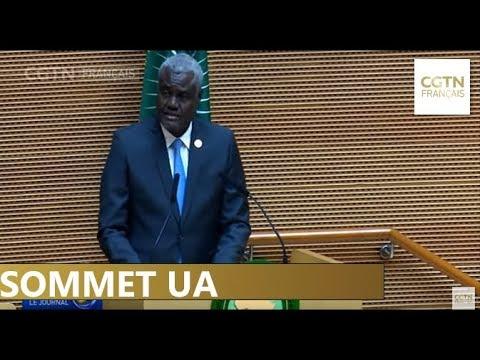 Moussa Faki Mahamat se pose en défenseur du multilatéralisme
