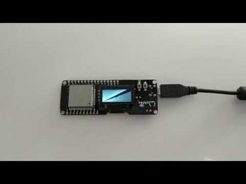 ESP32 OLED Display Setup - Logan Garbarini - Medium
