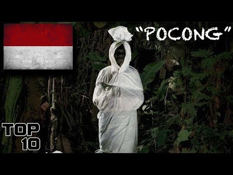 Top 10 Scary Indonesian Urban Legends
