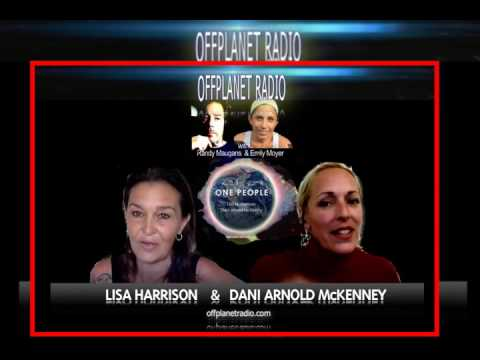Lisa Harrison  & Dani Arnold McKenney - Crossing Time Lines