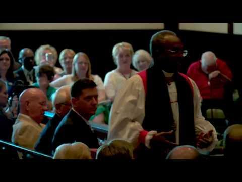 Presiding Bishop Michael Curry's Sermon at St Augustine, Oklahoma City (9-11-16)