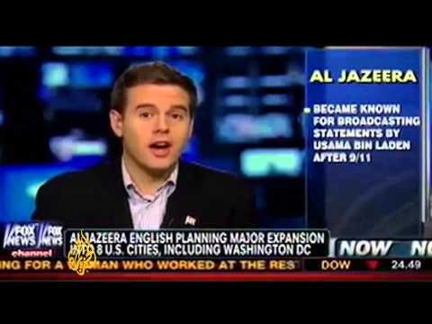 Al Jazeera America goes on air