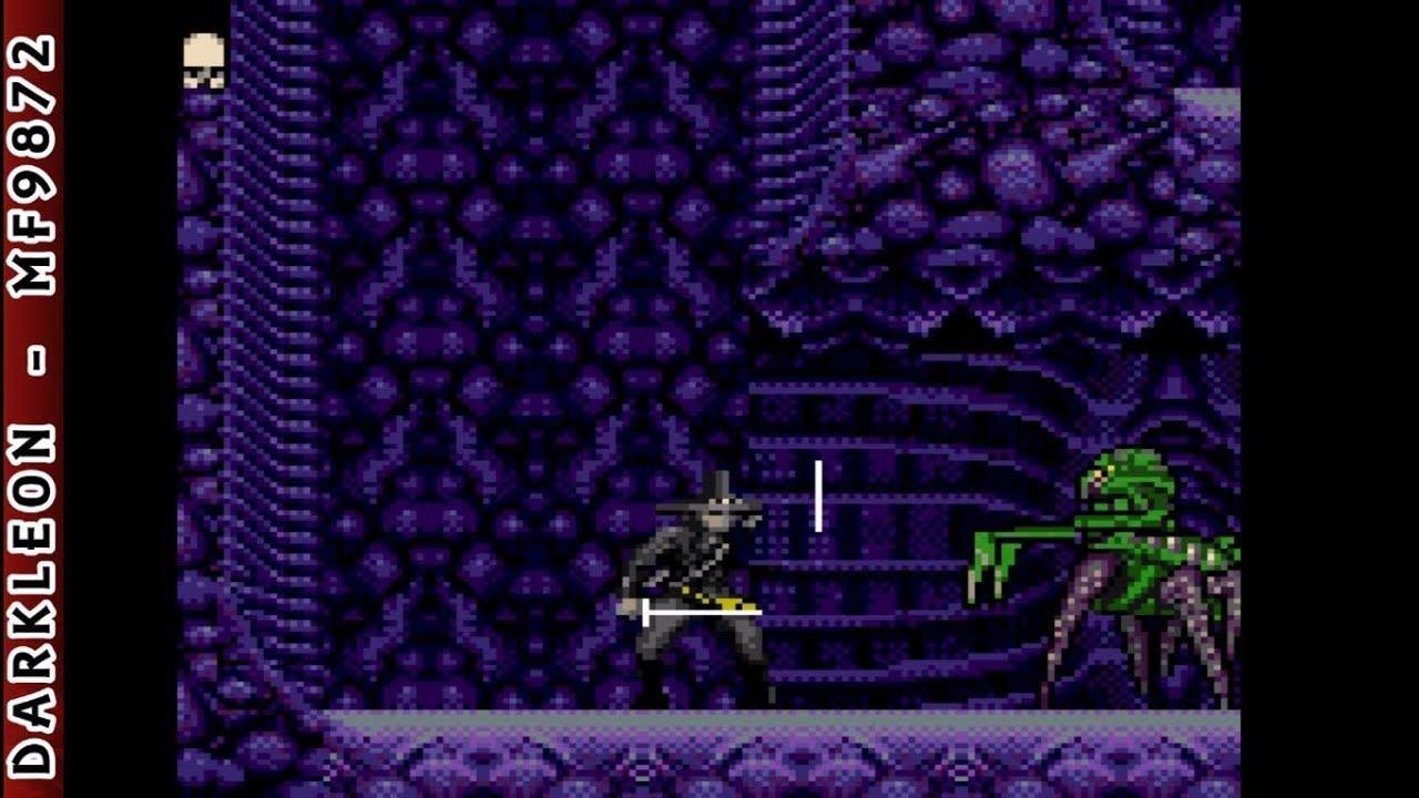 Download Game Gear - Chakan © 1992 Sega - Gameplay