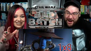 STAR WARS The Bad Batch 1x8 REUNION - Episode 8 Reaction / Review
