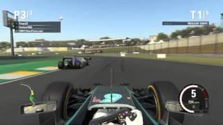 En F1, tout va parfois très vite