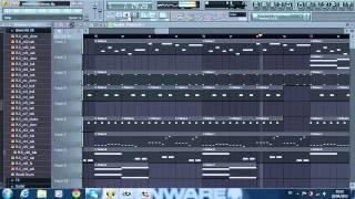 FL Studio Sweet Soca Music |Tuto|