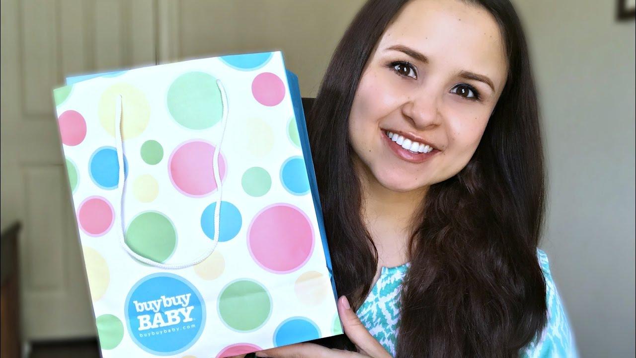 2017 Free Buy Buy Baby Registry Gift Bag - YouTube