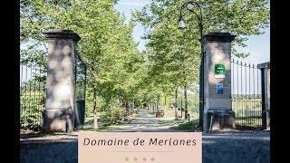 CAMPING **** DOMAINE DE MERLANES **** FRANKRIJK