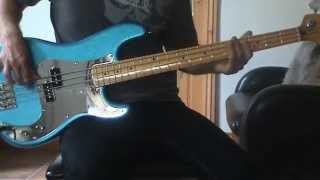 Iron Maiden - Murders in the Rue Morgue Bass cover