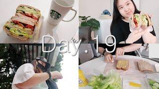 [고도비만다이어트]Day.19 다이어트샌드위치만들어먹기