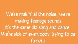Play Teenage Sounds