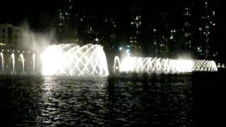 Dubai Fountain (Opera) (David Adventures in Dubai)