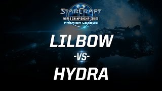 StarCraft 2 - Lilbow vs. Hydra (PvZ) - WCS Premier League - Quarterfinal