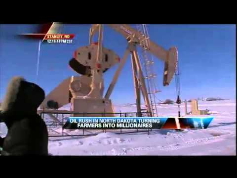 FOX Business News:  North Dakota Getting Ahead With Drilling
