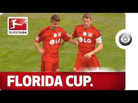 Bayer Leverkusen vs. Corinthians - Florida Cup 2015