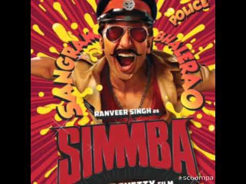 Simmba theme 2 ll ranveer Singh, Sara ali khan ll