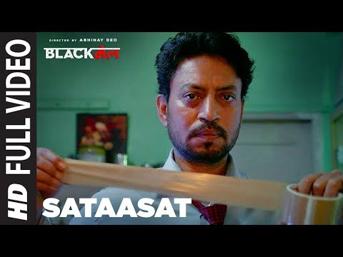 Sataasat Full Video Song   Blackmail   Irrfan Khan   Amit Trivedi   Amitabh Bhattacharya
