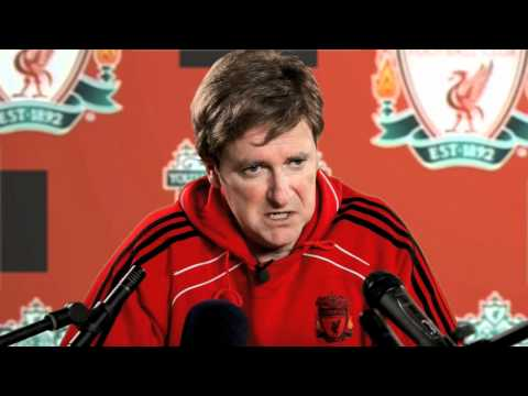 Spoof Kenny Dalglish - What is he Saying?