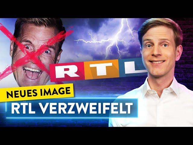 Warum Trash-Schleuder RTL jetzt seriös wird   WALULIS STORY SWR3