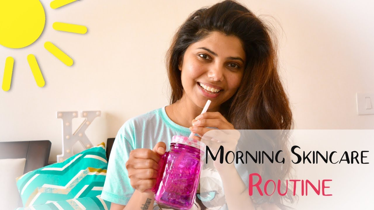 Download My Morning Skincare Routine  | Beyond Beauty |