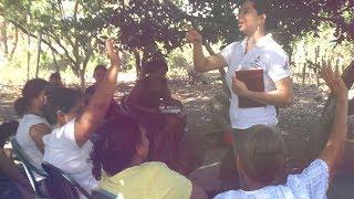 Refugee Voices: Anna from El Salvador