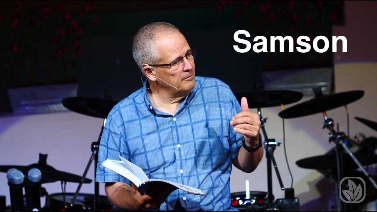 Grace Greater Than All My Sin - Samson